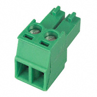 NCE 411 - 2 Pin Terminal Block Connector Plug