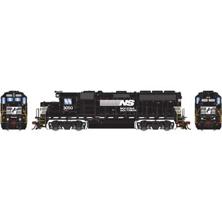 Athearn Genesis G65165 - HO GP40-2 Diesel - w/DCC & Sound - NS #3050