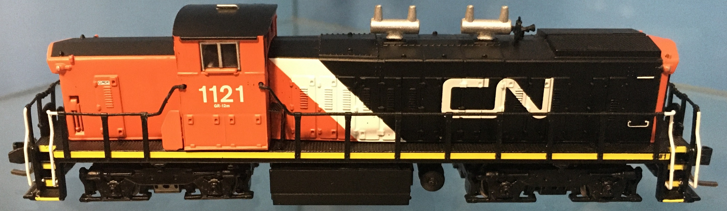 Rapido Trains 70551 N - GMD-1 1100 Series - DCC/Sound - Canadian National (North America) #1160