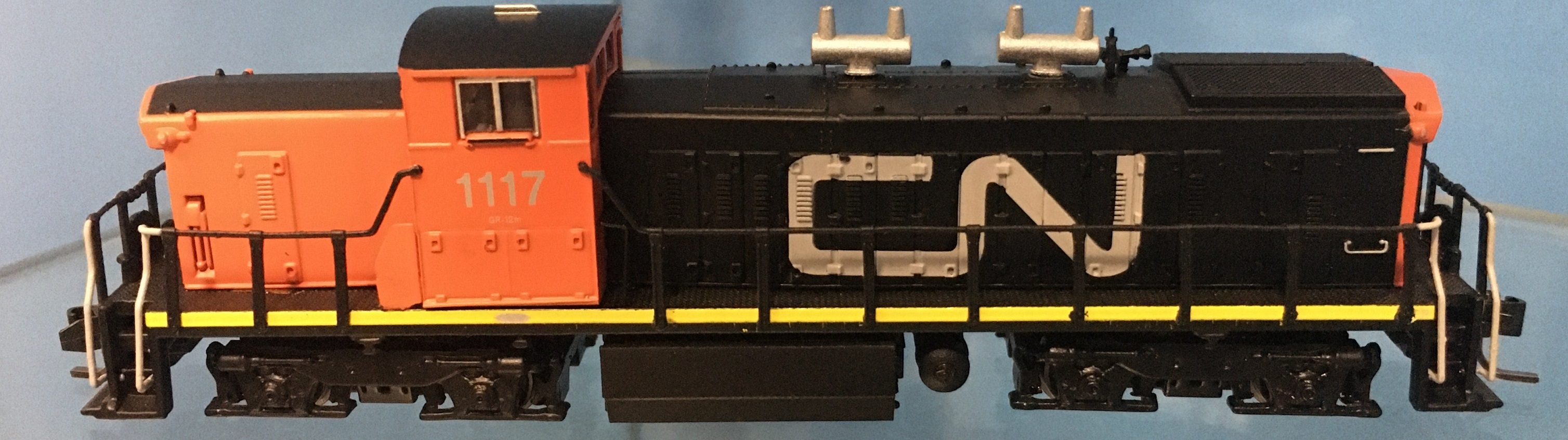 Rapido Trains 70545 N - GMD-1 1100 Series - DCC/Sound - Canadian National (Red Cab) #1101