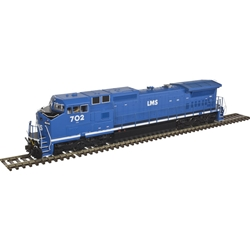 Atlas  10 002 301 HO Dash 8-40CW  Locomotive W/DCC and LokSound Master Gold  LMS #702