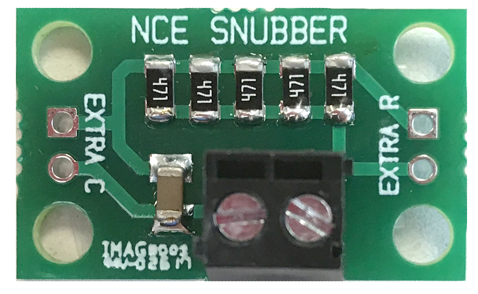 NCE 305 RC Filter (Snubber)