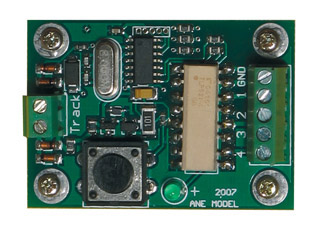 Peco PLS-135 Stationary Decoder for SmartSwitch