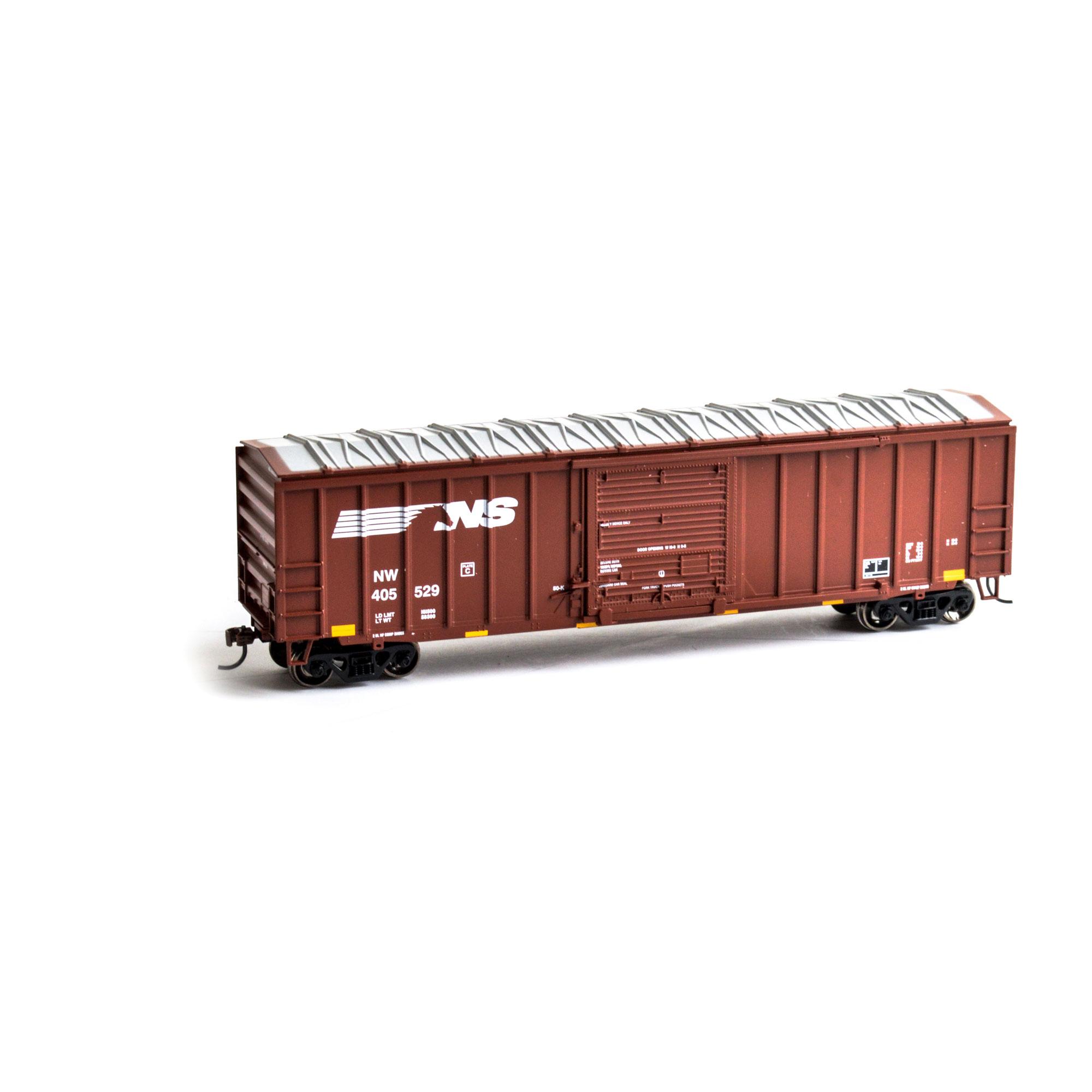 Athearn RND HO 14830- 50 ft ACF OP Box - NS #405529