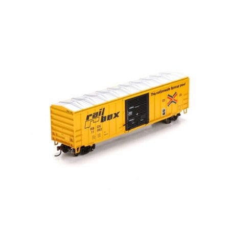 Athearn RND HO 29368- 50 ft ACF Box - RBOX Early #11062