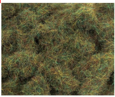 Peco PSG-403 - 4mm Static Grass - Autumn Grass (20g)
