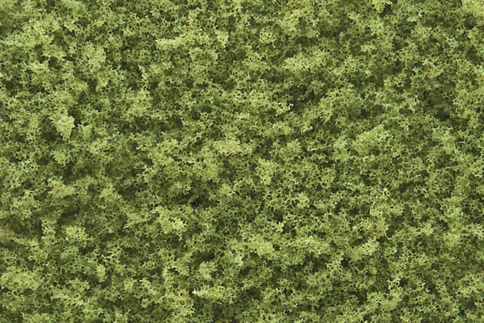 Woodland Scenics 63 Coarse Turf Green Bag 25.2 in³ (412 cm³)