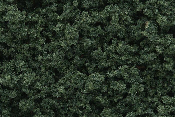 Woodland Scenics 1637 Underbrush - 32oz Shaker Dark Green