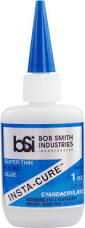 Bob Smith Industries 102 Insta-Cure 1 oz  Super Thin