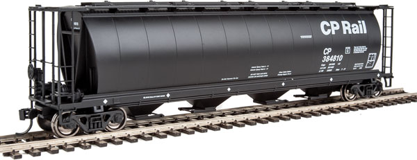 Walthers Mainline HO 7370 - 59 Ft Cylindrical Hopper - Canadian Pacific #384902