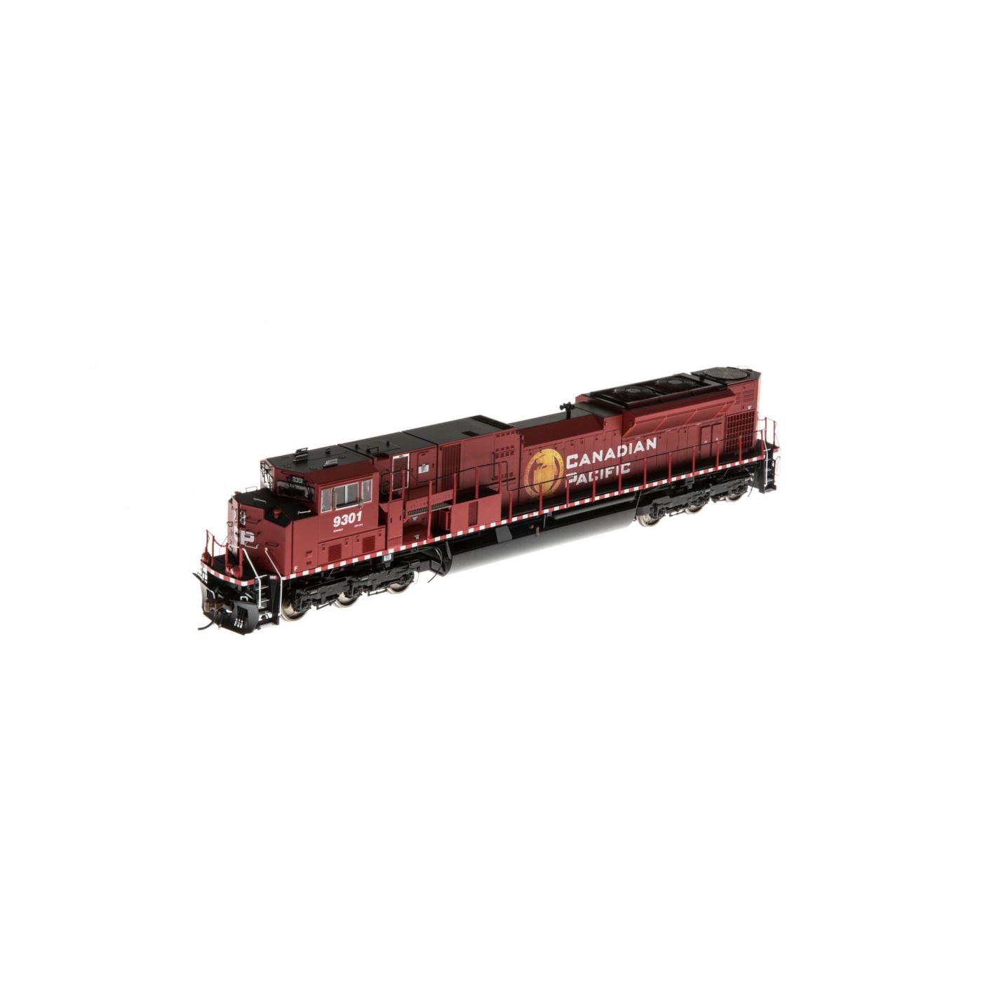 Athearn Genesis HO Scale SD90MAC-H Phase 2 DCC Ready Canadian Pacific #9301 -Pre Order