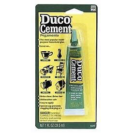 Deycon Duco Cement 1oz tubes