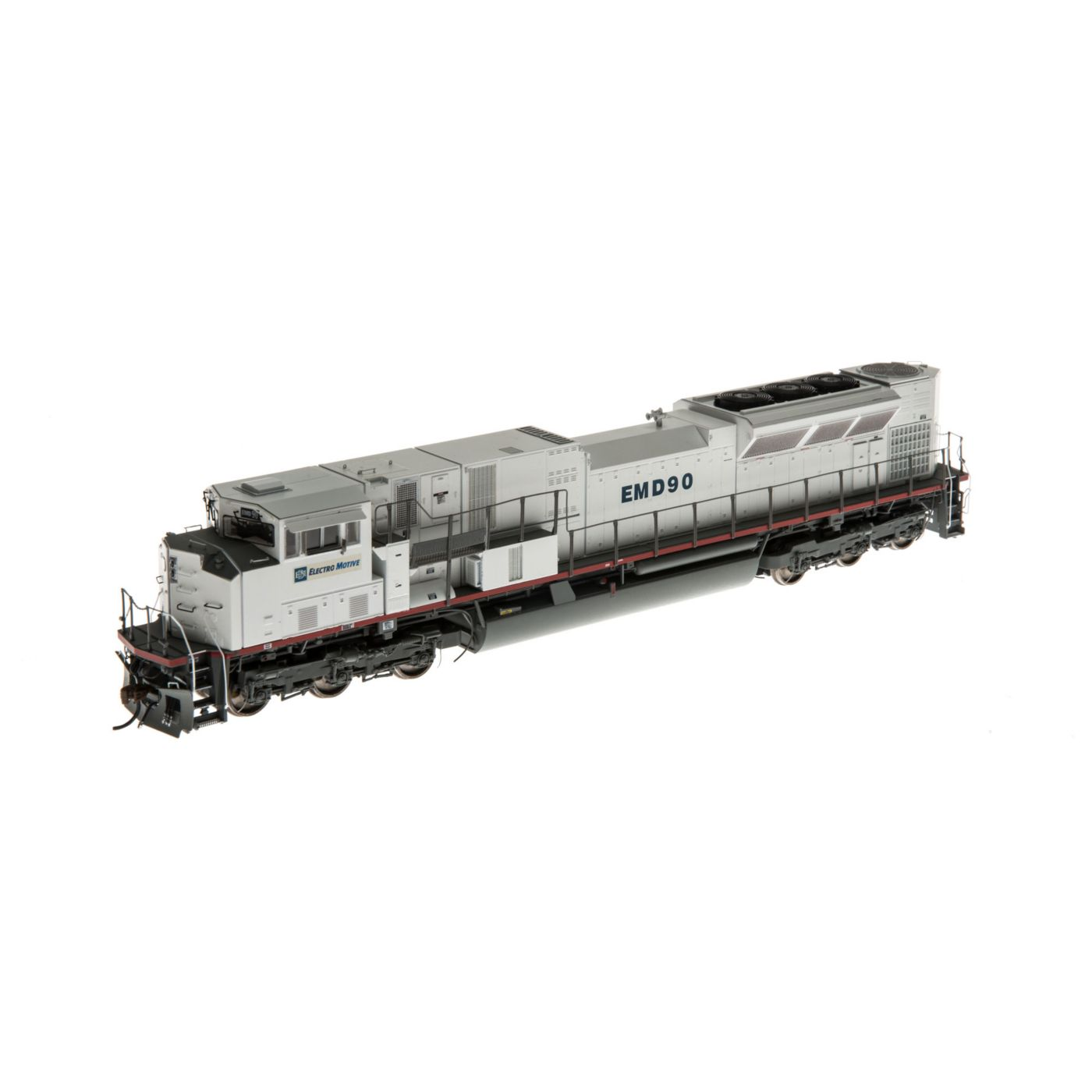 Athearn Genesis G27338 HO Scale SD90MAC-H Phase 2 DCC and Sound - Electro Motive  EMDX 90 -Pre Order