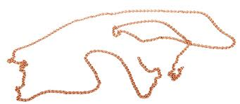 "A-Line Brass Chain 12""-13 Links per inch"