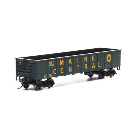 Athearn RND1896 - HO 40ft Gondola - Maine Central/MEC #17103