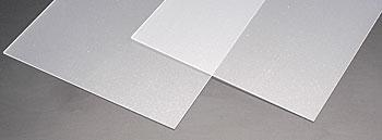 Plastruct 91253 Clear Plastic Sheet .060 (2pcs pkg)