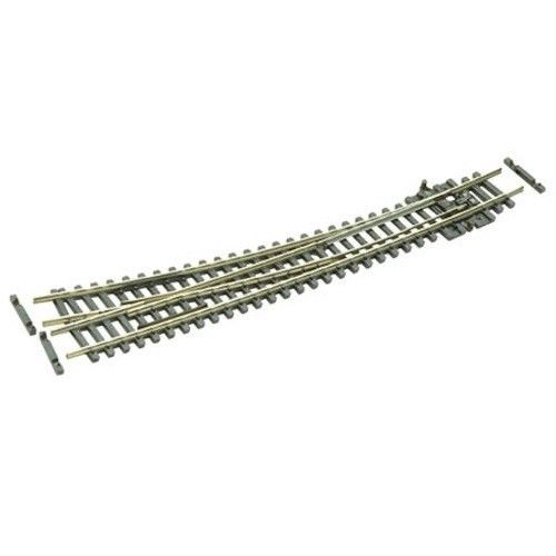 Peco Streamline SL-E386F - N Gauge Curved Turnout Right Hand - Code 55 Electrofrog