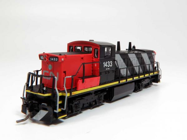 Rapido Trains 70041 N - GMD-1 1400-Series 4-Axle Version- DC - Canadian National #1440