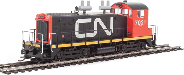 WalthersProto 48434 HO EMD SW1200 - DCC Ready - Canadian National CN #7021