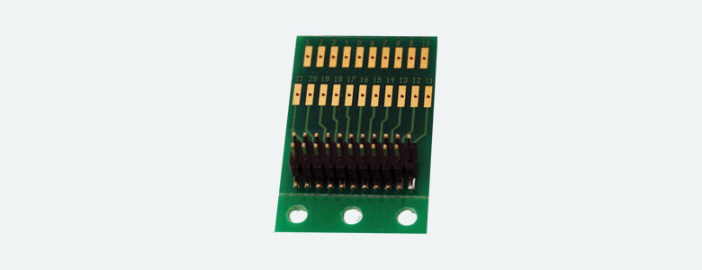 ESU 51967 Adapter Board for LokSound 3.5 or LokSound v3.0 w/21 pin