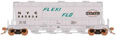 Rapido 133002-1 - HO ACF PD3500 Flexi Flo Hopper - NYC As Delivered (941H) - In Service 1964 #885800
