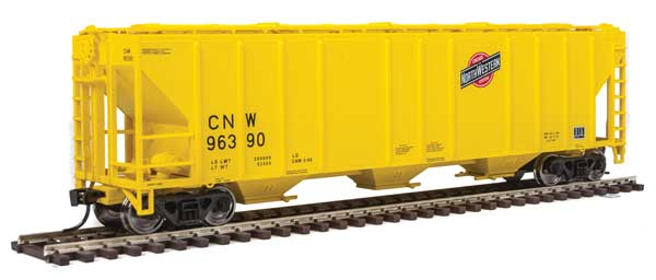 Walthers Mainline 54Ft Ps 4427 CD Covered Hopper Chicago & North Western No.96390