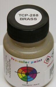 Tru Color Paint 288 - Acrylic - Brass - 1oz
