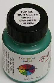 Tru Color Paint 527 - Acrylic - Grabber Green - 1oz