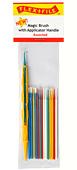 Flex-i-File MB5 - Magic Brushes & Applicator Handle - Assorted (11 pcs)