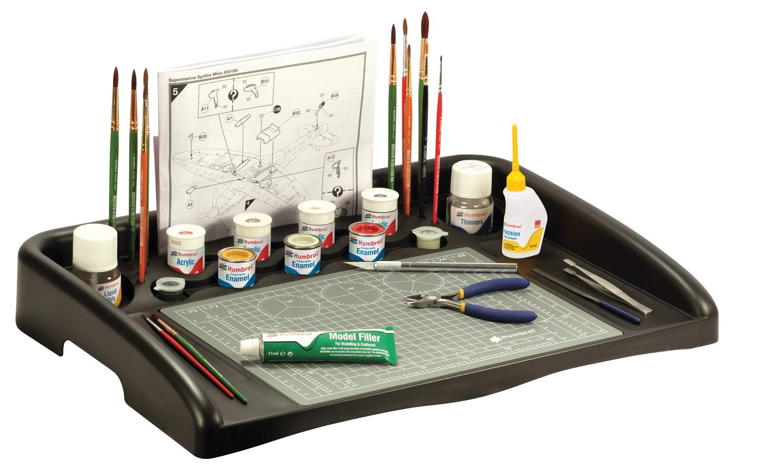 Humbrol 9156 - Modelers Work Station