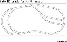 KATO 3103 HO Worlds Greatest Hobby Track Set