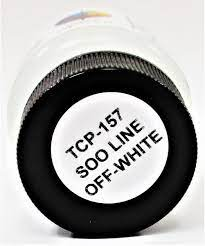 Tru Color Paint 157 - Acrylic -SOO Off White 1oz