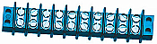 Miniatronics Corp. TB10 - Electrical Accessories - Terminal Block 10-Screw Double Row - 4-1/2 x 7/8in (3/pkg)