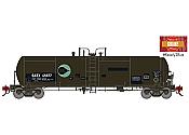 Athearn Genesis G40203 HO - GATC 20,000-Gallon GS Tank - GATX/Cargill (3)pkg
