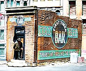 Downtown Deco N Scale - First Timer Bar - Kit