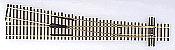 Atlas Model Railroad Code 83 Turnouts #6 Right Hand Super track