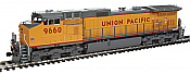 Kato 376633 HO Diesel GE C44-9W Union Pacific #9660 DCC Ready
