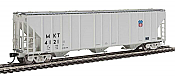 Walthers Proto 106168 - HO 55Ft Evans 4780 Covered Hopper - Union Pacific (MKT) #4121