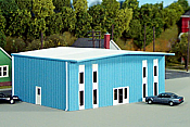 Pikestuff 5002 HO Modern 2-Story Office Building