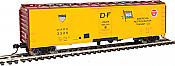 Walthers 2828 HO Mainline 50 Ft PC&F Insulated Boxcar ART #3325