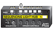Woodland Scenics 5680 All Scale - Just Plug(TM) Sequencing Light Hub