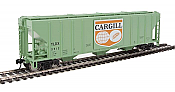 Walthers Mainline 7455 - HO 50ft PS-2 CD 4427 Covered Hopper - Cargill #2512