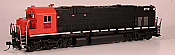 Bowser HO 23636 Executive Line Diesel Alco C636 - DCC & Sound -New York Susquehanna & Western Railway NYSW #3660