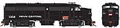 Rapido 21591 HO - DC/DCC/Sound - Alco FA-2 Penn Central #1350 - Pre-order