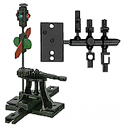 Caboose Industries Operating Ground Throw,High Level Switch Stand