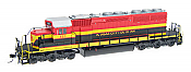 Intermountain Railway Diesel EMD SD40-2 DCC & Sound Kansas City Southern #651