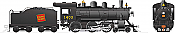 Rapido 603509 HO H-6-d Canadian National Railway #1403 DC/DCC/Sound Pre-Order coming 2020