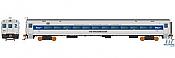 Rapido 128510 - HO Scale Comet Commuter Car - MNCR Set 1
