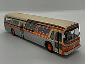 Rapido Trains 753096 HO New Look Bus Exclusive London Transit Commission (Orange/Brown)#138 13 - Wellington Rd Deluxe