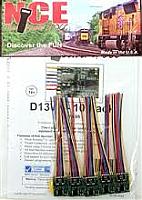 NCE 173 HO D13W Decoder - 1.2 Amp   - 10 pack